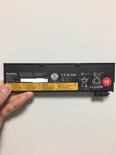 🚚 Original Lenovo ThinkPad Battery - 68