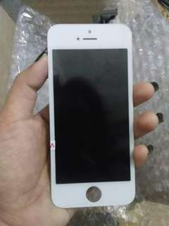 Lcd iphone 5 masih baru