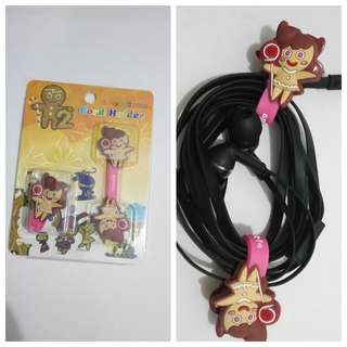 Cookie Runner Cable / Cord Holder