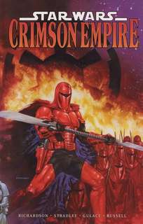 Star Wars Crimson Empire Trade Paperback