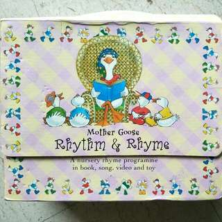 Mother Goose Rhythm & Rhyme