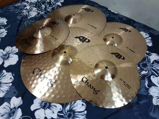 Chang AP Series Cymbals