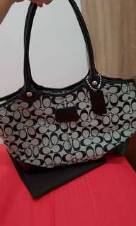 Tas Coach Hand Bag