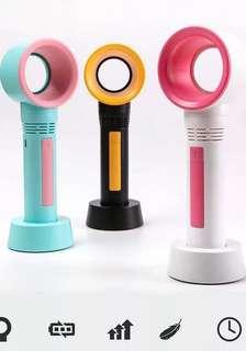 Portable Fan rechargeable