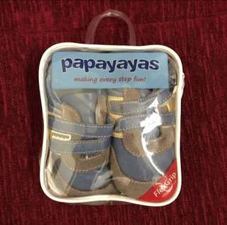 Papayayas Walking Shoes (XL 18-24M)