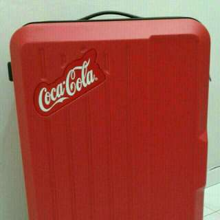 28 Inch (Brand NEW) Coca Cola Limited Edition Luggage