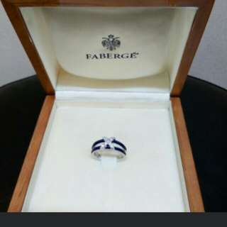 FABERGE Diamond ring