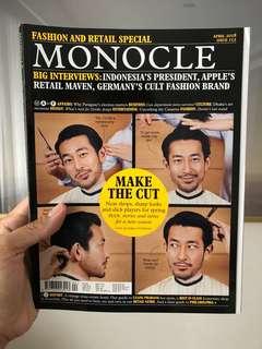 🚚 Monocle Magazine - April 2018