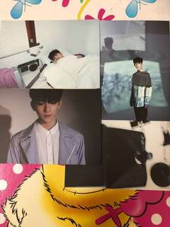 [OFFICIAL] SEVENTEEN Joshua Postcard SET