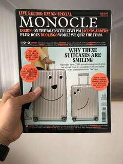 🚚 Monocle Magazine - May 2018