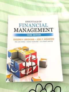 【SALE】AB1201 Financial Management