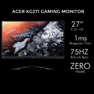 """Acer KG271 27"""" (BNIB)"""