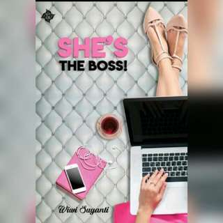 Ebook She's The Boss!