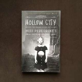 BOOKS FOR SALE (Hollow City)