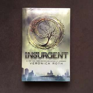 BOOKS FOR SALE (Insurgent)