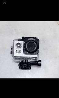 Sports Waterproof 30M Action Camera Full HD 1080P 1.5/2.0 Inch Screen