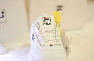 FOR PRE ORDER 1 TO 2 WEEKS ARRIVAL FILA DISRUPTOR II 2