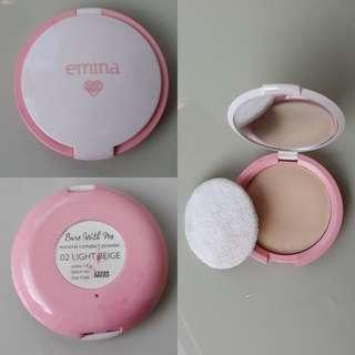 emina compact powder