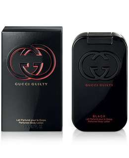 Gucci Guilty Red Black Perfume Lotion 200ml