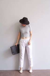 Pure Linen Pants