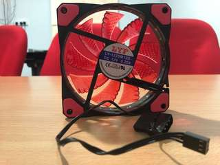 PC Fan DC12V 0.25A