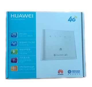 Huawei WiFi 4G LTE router