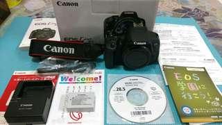 🚚 Canon EOS 700D X7i