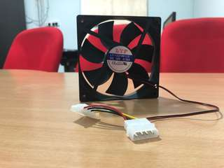 PC Fan DC12V 0.36A