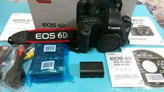 🚚 Canon EOS 6D