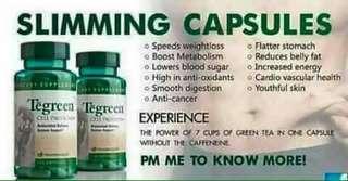 Tegreen 120 capsules