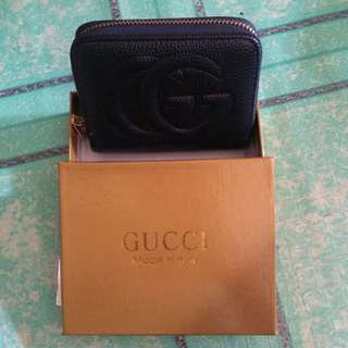 Gucci Wallet/Coin Purse (onhand)