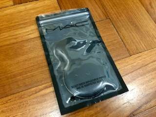 MAC select sheer replacement puff, 1pc only
