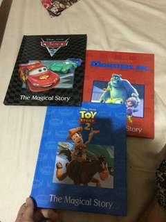 Jual Buku Disney Magical Story Collection Special Edition 1 paket dapat 3 buku