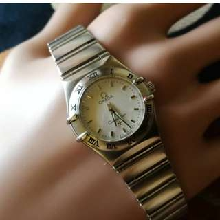 Authentic OMEGA Constellation Swiss Made Ladies Watch