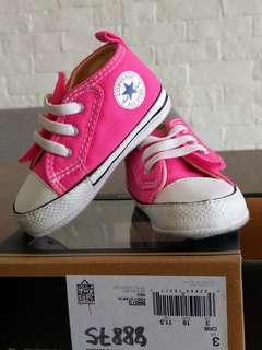 BNIB Baby Converse Shoes (6-9 mths)