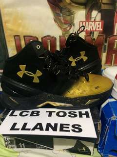 Curry 2 MVP Size 12