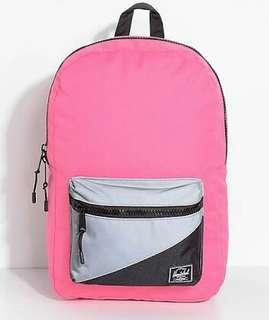 Original Herschel Supply Settlement Reflective Backpack