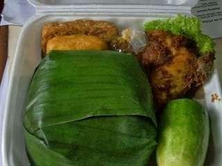 Terima pesanan nasi box/kotak