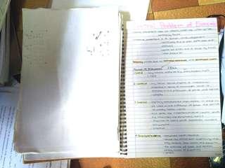 H1 Economics God Notes