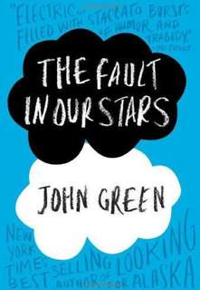 Fault in our Stars by John Green 2012