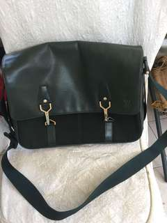 lv messenger bag