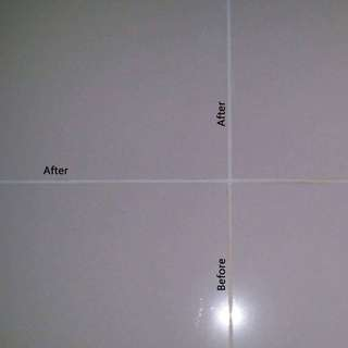 Professional Grout line Service