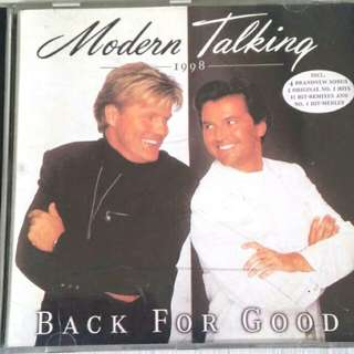 CD Modern Talking
