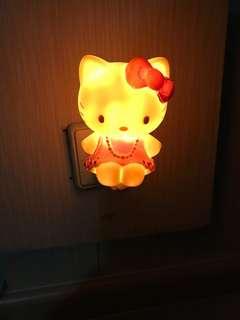 New! Lampu kaki hello kitty