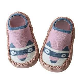 Anti slip baby walker shoes