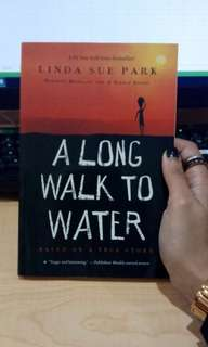 A Long Walk to Water - based on true story