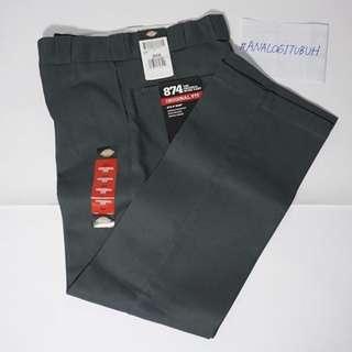 Dickies 874 Original Fit Charcoal 28x30