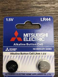 Button Cell Battery LR44 / AG13 / 357 (free postage)