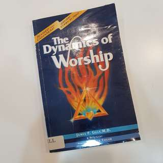 Christian Book - The Dynamics of Worship