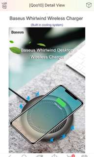 Bases wireless charger